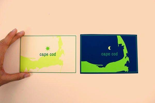 postcard design ideas | Inspiration | Pinterest | Postcard design