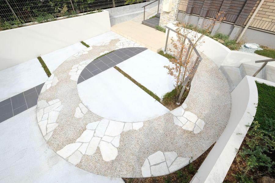バリアフリースロープhttps Www Fuchiso Com 外構 ガーデン デザイン エクステリア