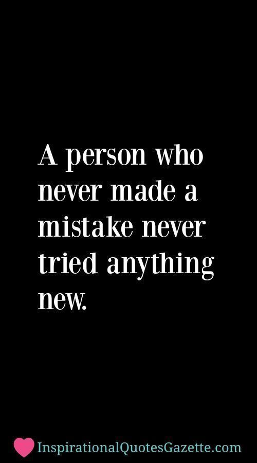 A person who never made a mistake never tried anything new #quotesabouttakingchances Inspirational Quote about Life and Taking Chances - Visit us at InspirationalQuotesGazette.com for the best inspirational quotes! #quotesabouttakingchances A person who never made a mistake never tried anything new #quotesabouttakingchances Inspirational Quote about Life and Taking Chances - Visit us at InspirationalQuotesGazette.com for the best inspirational quotes! #quotesabouttakingchances A person who never #quotesabouttakingchances
