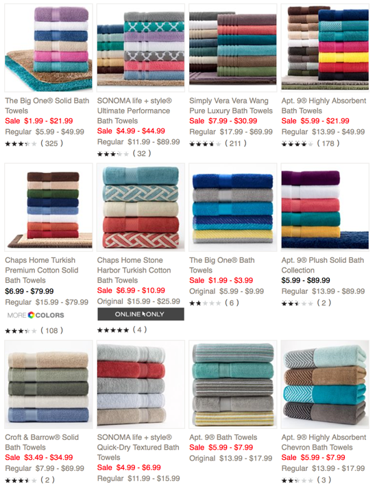 Save 50 60 Off Bath Towels In This Dailydealbyjillee Bath