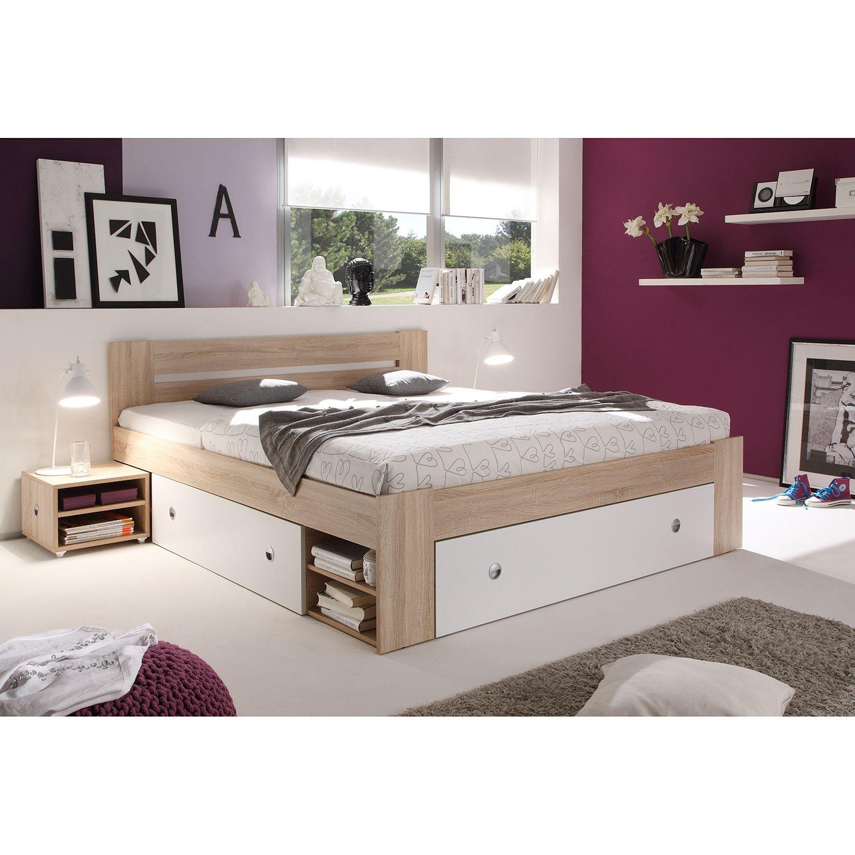 Bett Weiss 180x200 Bettkasten Doppelbett Ideale Breite Bett Mit Stauraum Selber Bauen Metallbett Weiss Danisches Bettenlage Schlafzimmer Set Haus Deko Haus
