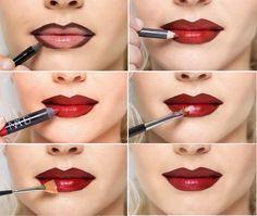Jeg prøvde Marilyn Monroe's Crazy Lip-Contouring Trick,  #Crazy #jeg #LipContouring