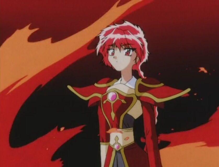 Resultado de imagen para Hikaru anime las guerras magicas