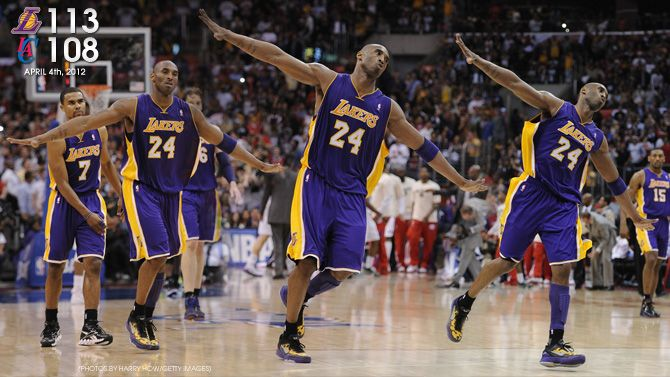 The Official Site Of The Los Angeles Lakers Kobe Kobe Bryant
