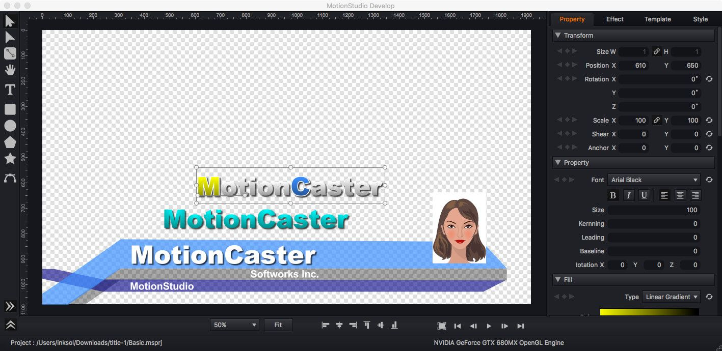 Motioncaster Is A Live Streaming And Broadcasting Software That