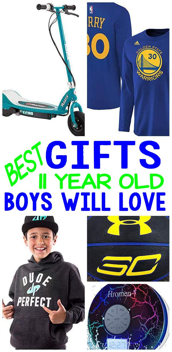 Gifts 11 Year Old Boys BEST Gift Ideas For 11th Birthday Christmas Holiday Or Just Because Cool Presents That Guys Will Love