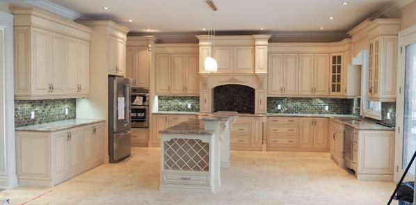 Toronto Kitchen Renovation By Kitchen Star Cabinets 647 800 8006