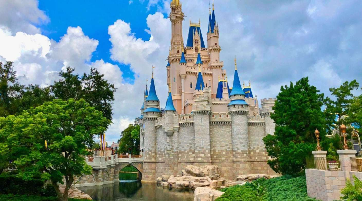 Walt Disney World Resort Vacation Packages  Disney world