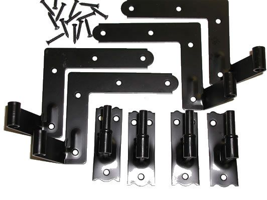 Sunbelt Shutters Shutter Hardware Offset Hinges Shutters By Design