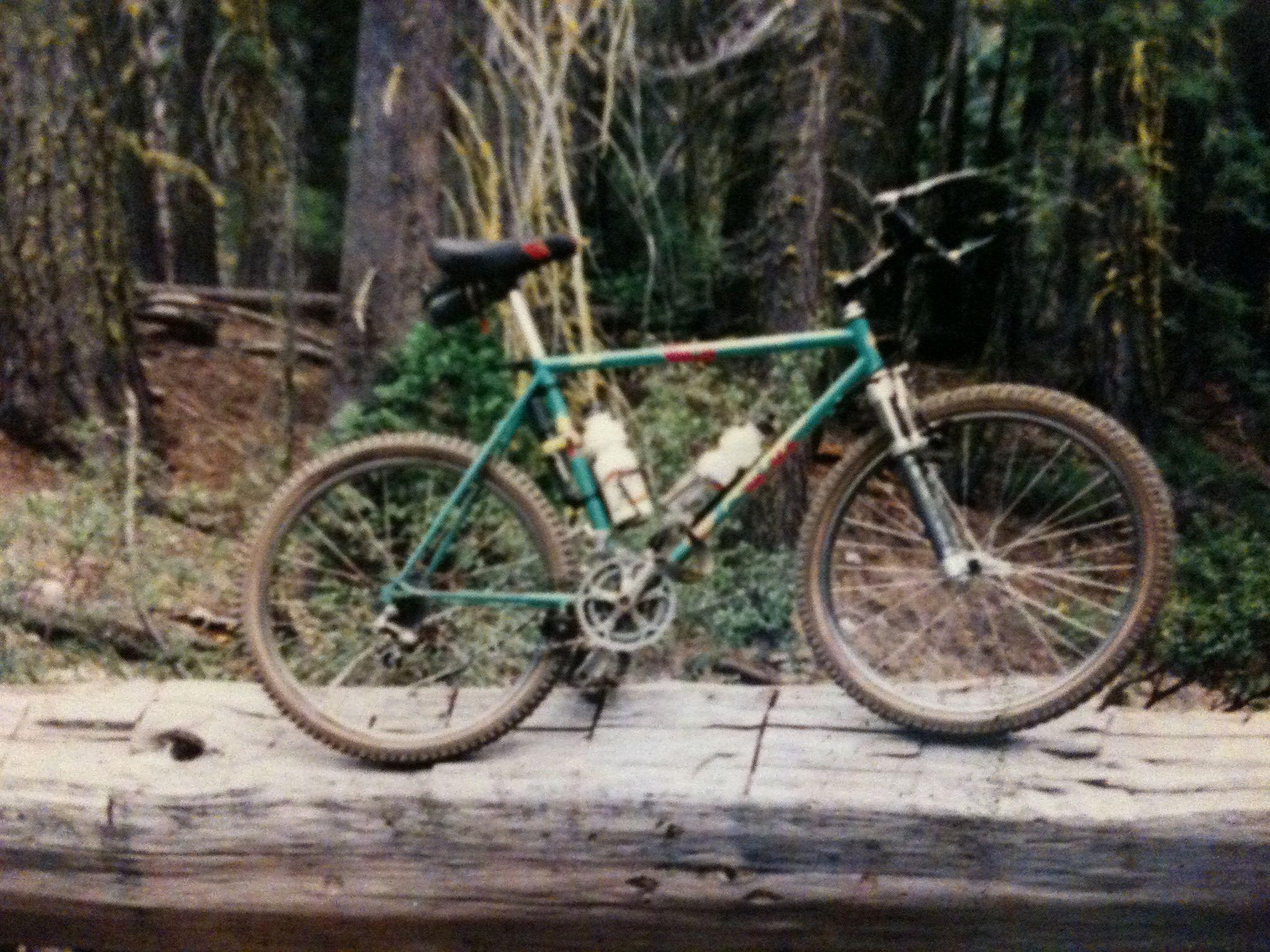 Pin Di Mountain Bicycles