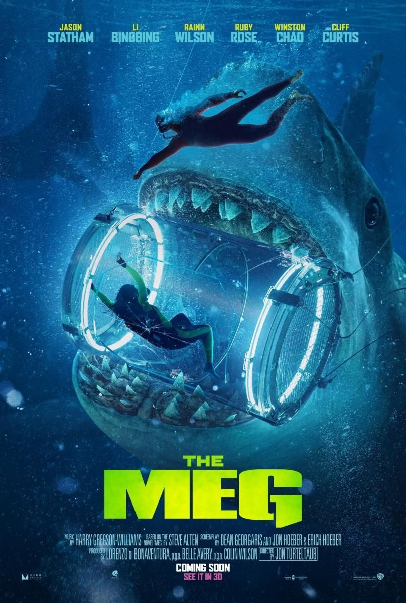 The Meg 2018 Online Free Watch The Meg Online Download -3175