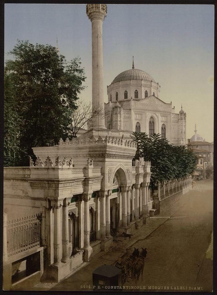 TARİH : Tarihi İstanbul Fotoğrafları (1890-1900)