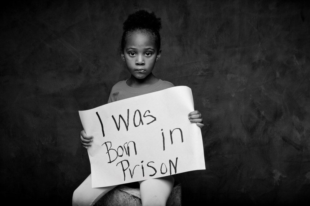 Kids With Parents In Prison Often Deal >> Kids With Parents In Prison Often Deal With Untreated Trauma