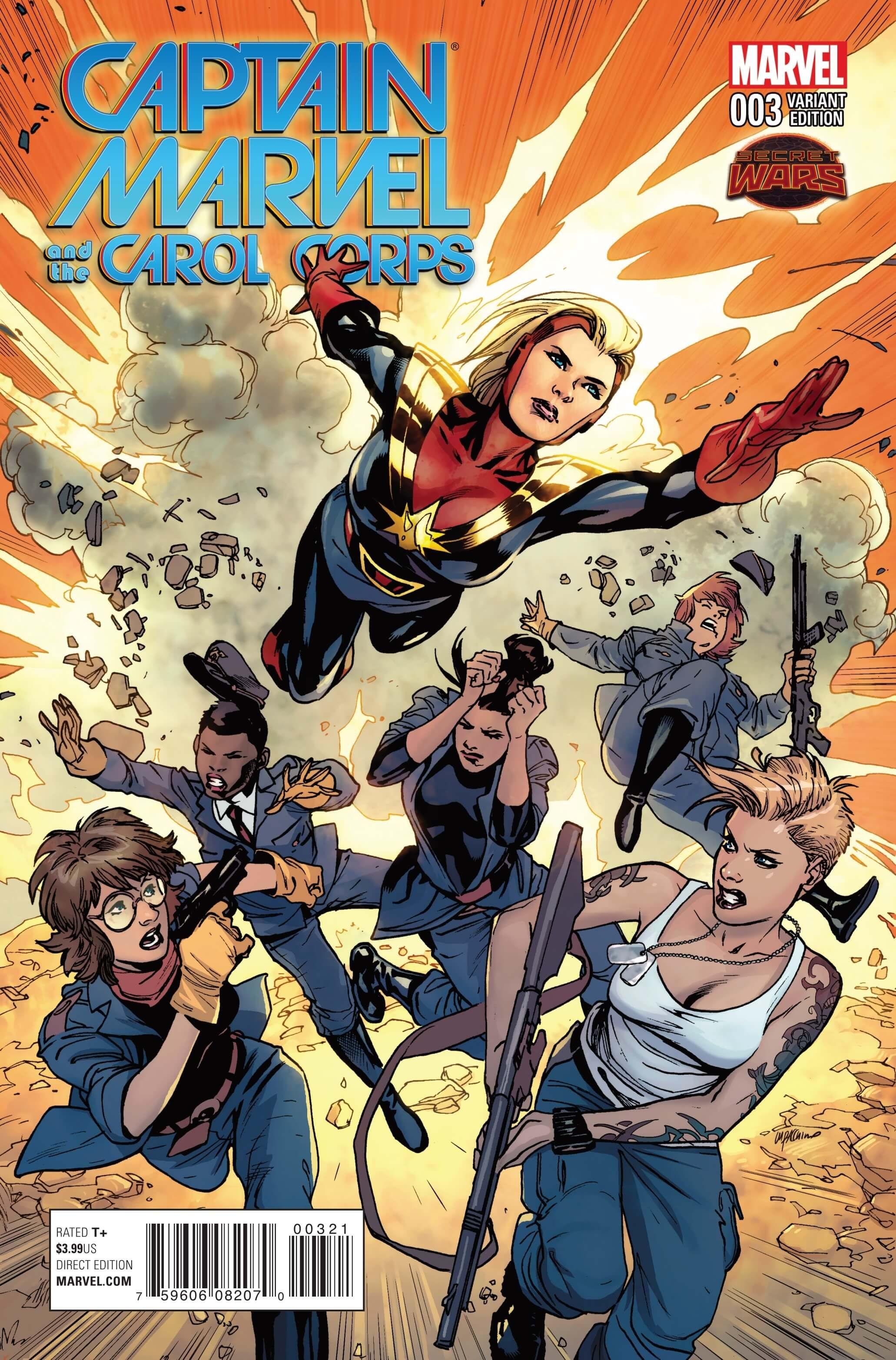 captain marvel 3 preview