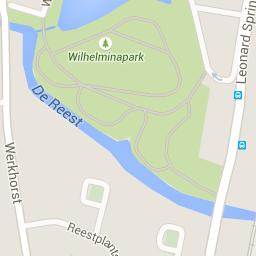 Werkhorst / De Reest / Wilhelminapark