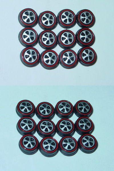 Hot Wheels Redline REDLINE WHEELS 20 MEDIUM DEEP DISH BEARING