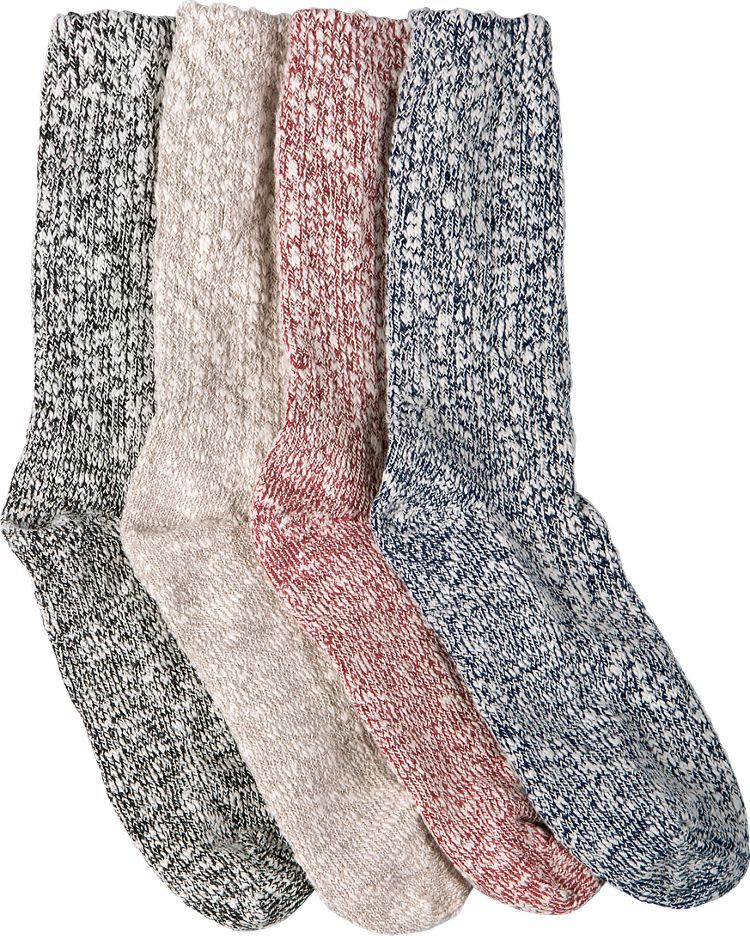 5d46fe71b69a7 Wigwam Cotton Blend Socks: If you love ragg wool socks, but find them a bit  too itchy for comfort, then these cotton-rich socks are for you.