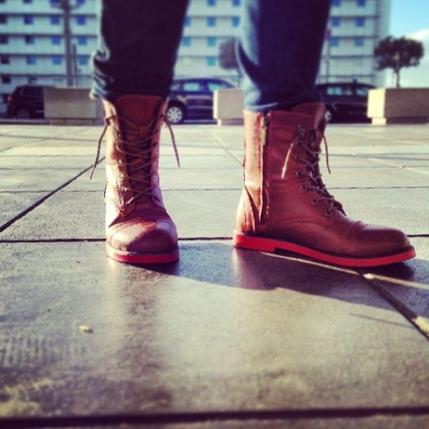 Lets walk! #doca #fashion #fw1314 #shoes #boots #ankle #bestoftheday #woman #greece
