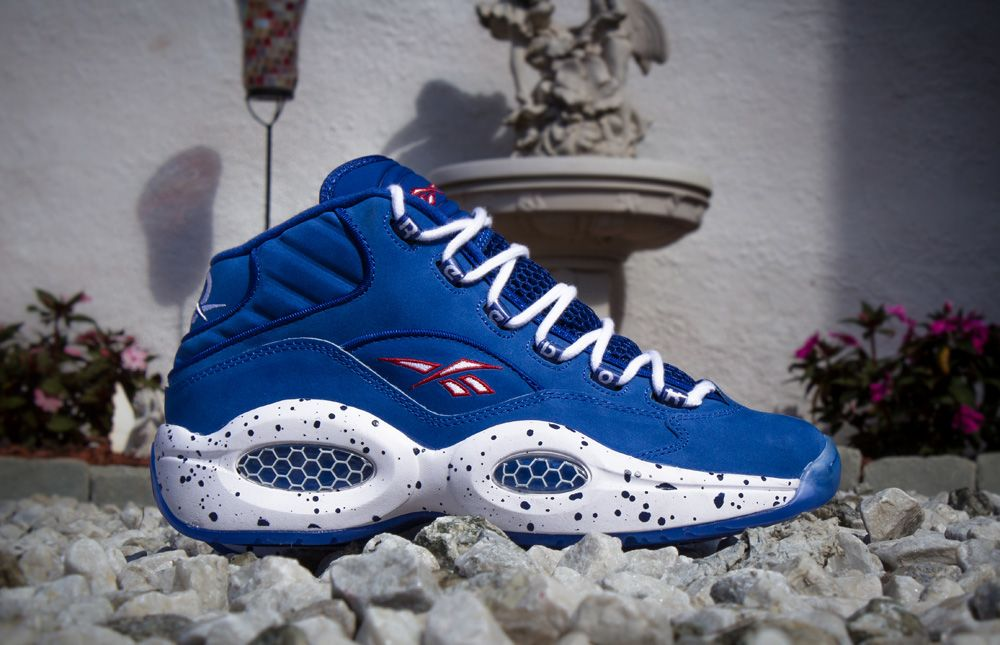 "Reebok Question Mid ""Draft Day"""