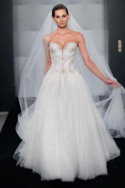 Ball Gown Wedding Dresses : Mark Zunino, Fall 2013... | Mark zunino ...
