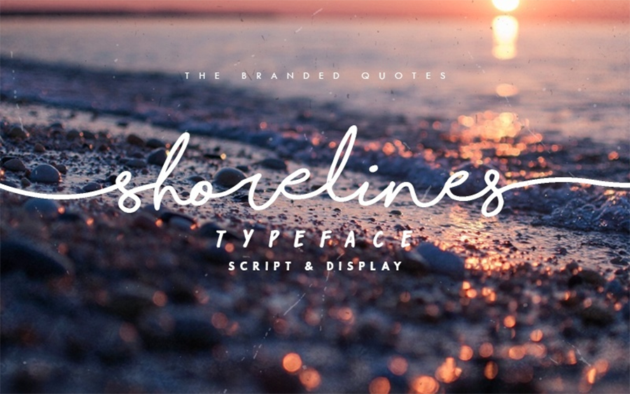 Breathe, Dream, Love | Australian Lifestyle Blog on Life, Health, Yoga & Creativity: 20 of the Best Free Handmade Fonts for Your Creative Needs in 2016