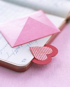 Heart bookmark!