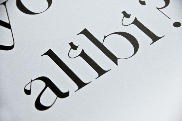 pardon vs pardon on Typography Served