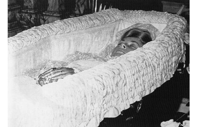 Open Funeral Casket Www Imgkid Com The Image Kid Has It