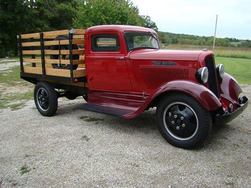 classic dodge trucks for sale 1934 dodge brothers truck for sale by owner dodge pinterest. Black Bedroom Furniture Sets. Home Design Ideas
