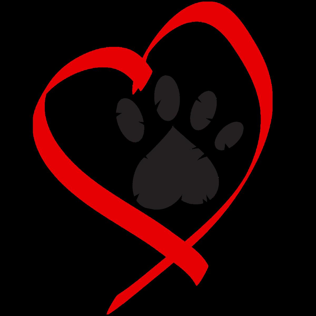 Paw & Heart! GoGrrlZ logo idea starters Pinterest Craft