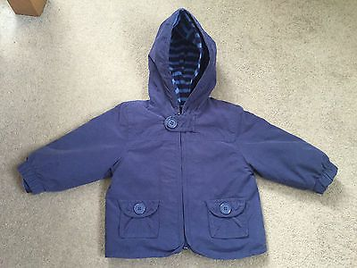 daf7c927a8a8 Age 3-6 months baby boys john lewis  3-in-1 blue  jacket all ...