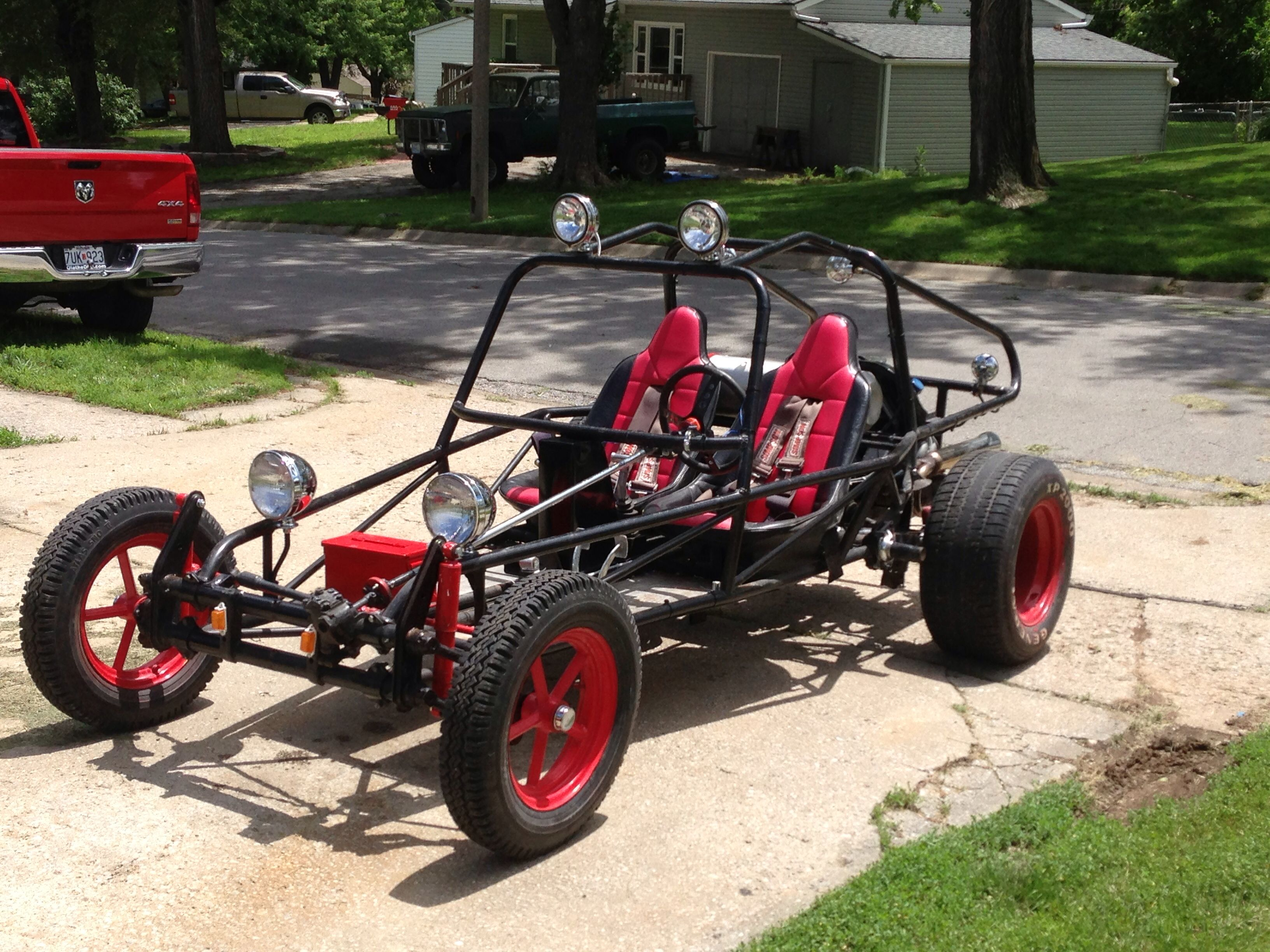 Kart Cross Buggy Build Vw 1600 Dp Dune Buggy 2 Year Build Vw Dune Buggy Sand