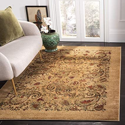 Safavieh Lyndhurst Collection Lnh224a Traditional Paisley Beige And