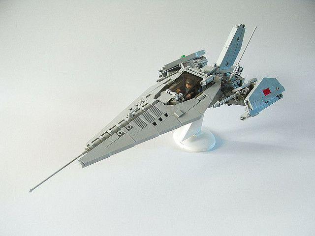 "Spaceprivateer - ""Gorkywor"" - Class Starfighter"