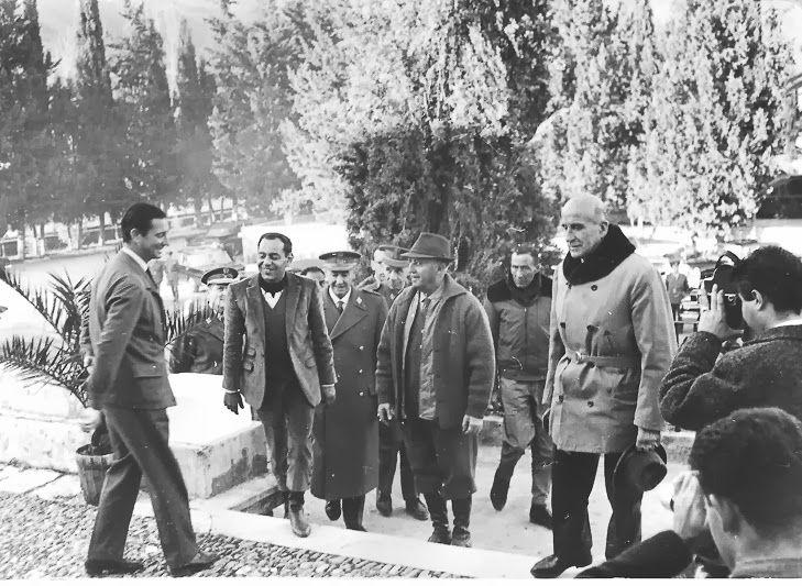franco y hassan 1965