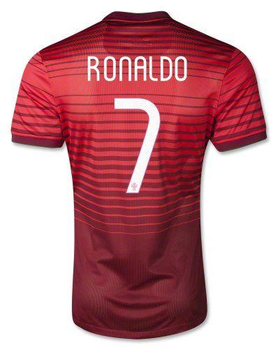 Portugal 2014 Kid Soccer  7 Ronaldo Jersey with Free Matching Shorts ... 2131b0b44