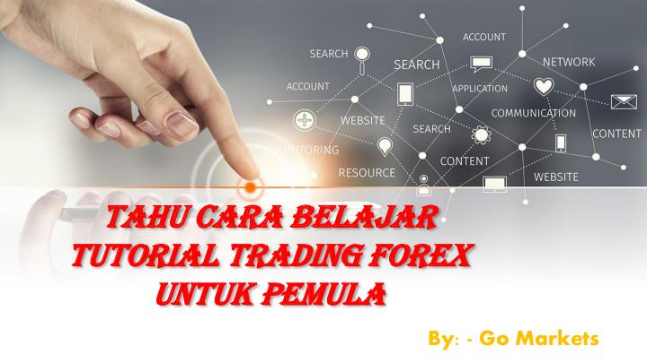 cara belajar trading forex bagi pemula