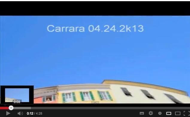 Digital Invasions at Carrara - Tuscany #InvasioniDigitali Invasione Digitale avvenuta il 24 maggio a Carrara, a partire da piazza Alberica. Riprese e montaggio a cura di Diego Pastine www.invasionidigitali.it