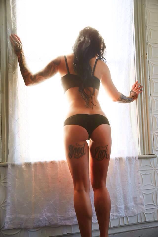 Tattooed Girl Thigh Tattoos New Tattoos Cool Tattoos Awesome Tattoos Gorgeous