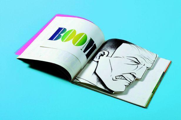 graphic design print portfolio book examples portfolios