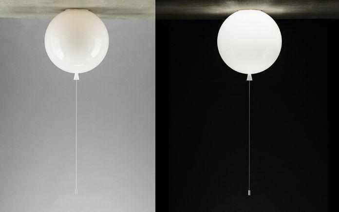 Lampe plafonnier ballon | Lights, Kids s and Interiors