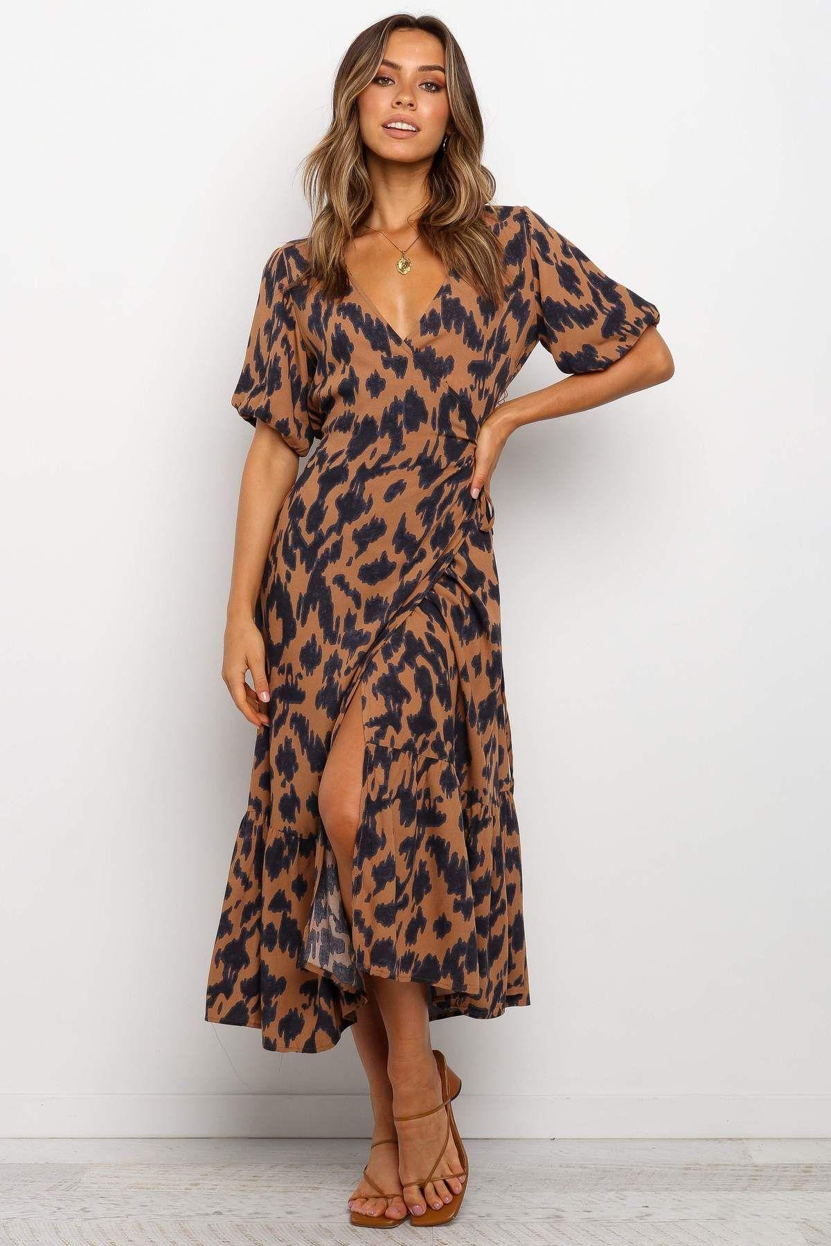Bunya Dress Tan Petal Pup Usa Dresses Dresses For Big Bust Casual Dresses [ 1800 x 1200 Pixel ]