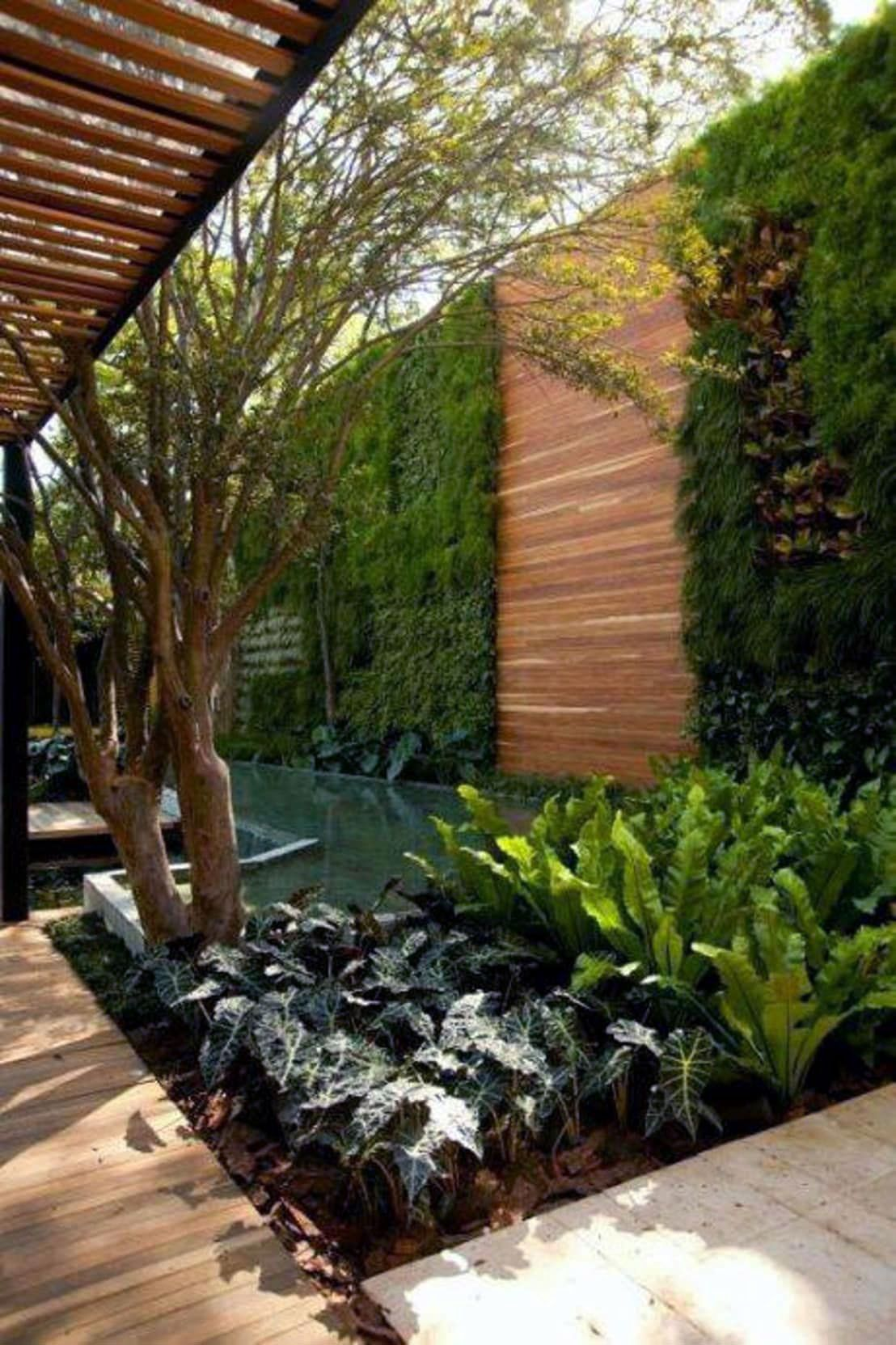 So Cool small back garden ideas without grass that will ...
