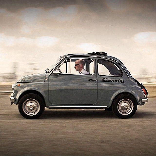 Die Besten 25+ Fiat 500 Vintage Ideen Auf Pinterest