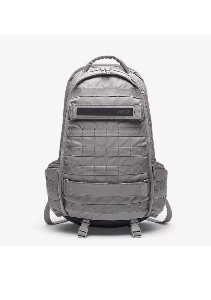 394c92baf3 NEW NIKE SB RPM BACK PACK DUST GREY BLACK ANTHRACITE SKATEBOARDING BA5130  003 OS #Nike #Backpack