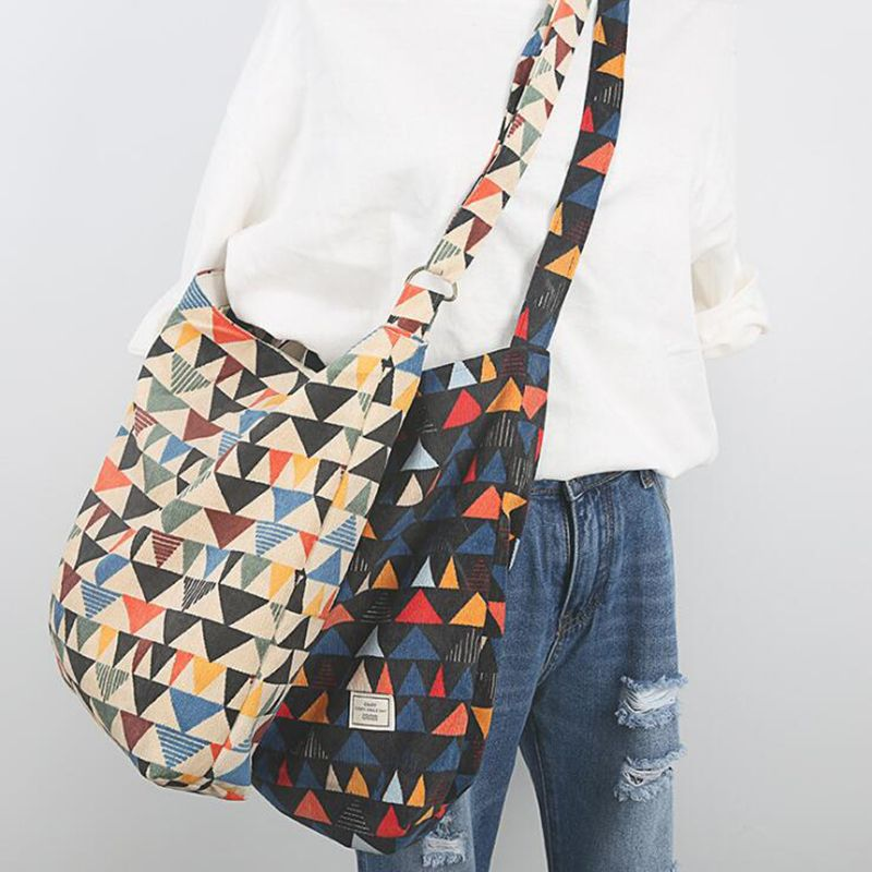 Women's Casual Tote Female Shopping Bag Ladies Single Shoulder ...