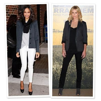 6461bb8c4d8b3 12 Easy Ways to Look Thinner By Tonight - Sport a Jacket Over Jeans - from  InStyle.com