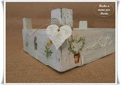caja de fresas decorada - Cajas De Frutas Decoradas