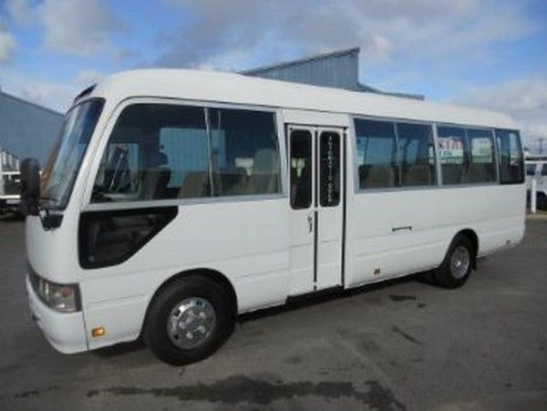 used toyota coaster bus for sale in usa #3 | Bus , trailer and train