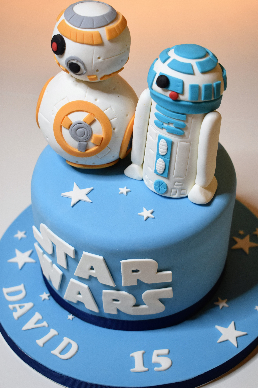 Star Wars Birthday Cake Star Wars Geburtstagskuchen Geburtstag